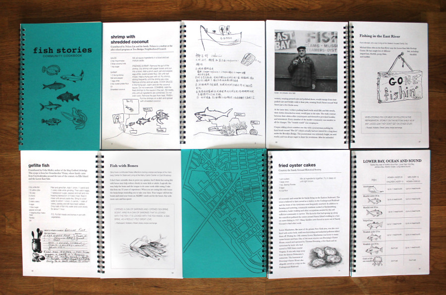 FishStoriesCommunityCookbook_Documentation_55PagePrintedBook